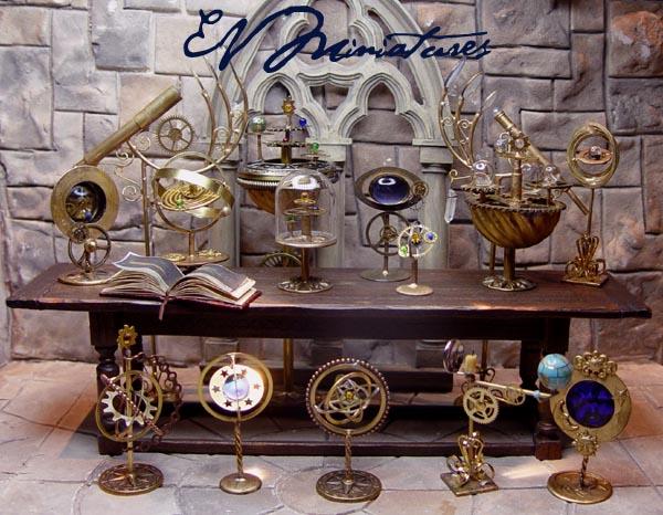 erickav_miniatures_books_alchemist_realistic_wizard_lair_inspiration_02