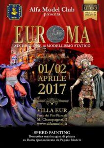 Euroma 2017 @ Villa Eur, Parco dei Pini Piazzale