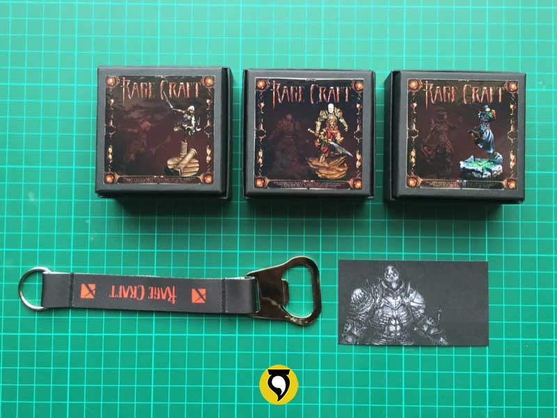 Rage Craft Miniatures - Review in volomir.com