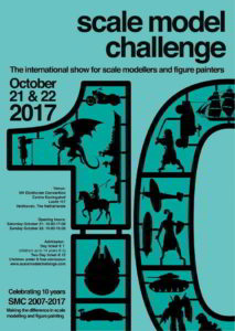 Scale Model Challenge 2017 @ Eindhoven, Netherlands