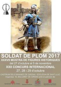 Soldat de Plom 2017 @ Girona, Spain