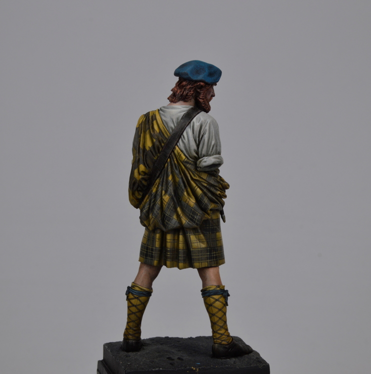 Citadel Miniatures Painting Red Fabric